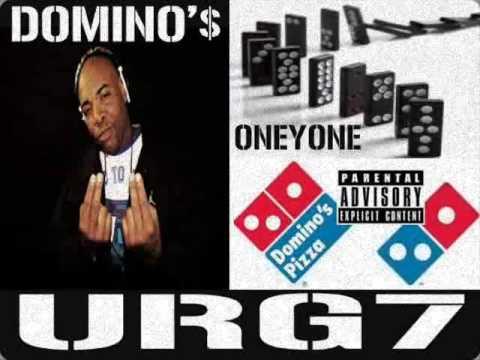 NEW URG7 N ONEYONE ''DOMINO'$'' STR8HOOD...