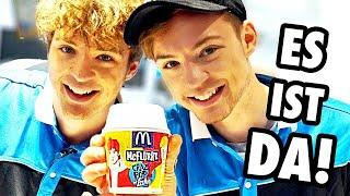 Unser Eis bei McDonald's ist da | Die Lochis