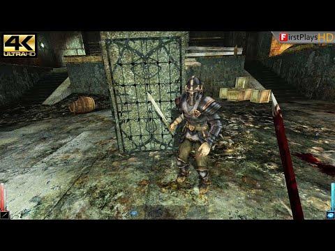 Dark Messiah Of Might And Magic (2006) - PC Gameplay 4k 2160p / Win 10