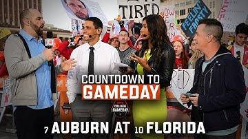 Countdown to GameDay: Week 6, Auburn at Florida   ESPN College Football