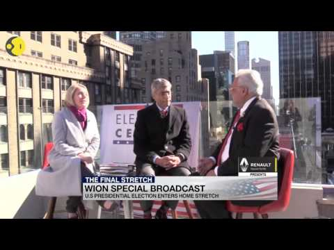 WION US Elections with Shalabh Kumar Hindus for Trump