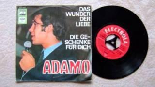 Salvatore Adamo - Das Wunder der liebe (Notre Roman; Nuestra novela)