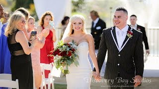 Newberry Estate Vineyards Wedding Stephanie & Jerred