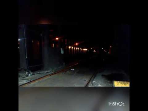 SEPTA Light Rail Flatbed Work Car @ 19th Street
