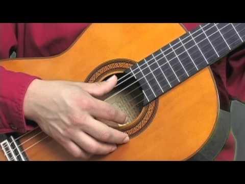 Como tocar la guitarra - Ritmo Vals
