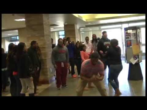 Drop That Nae Nae (ASU Flashmob)