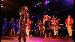 TREVOX:James Brown Sex Machine T Park 2005 (ça bombarde...)
