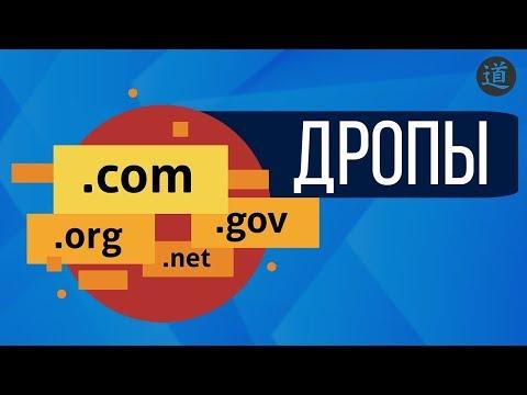 Дроп домен дает мощный рывок молодому сайту. Поиск дроп доменов