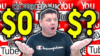 I Paid For YouTube Ads To Make Money on ClickBank?! HOW MUCH WILL I MAKE? (Real Example)