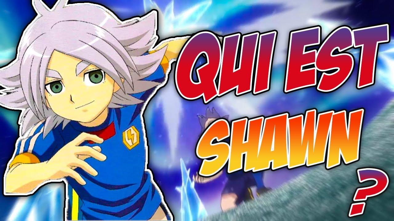INAZUMA ELEVEN Qui est Shawn Frost (Fubuki Shirou) ?