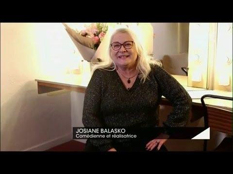 Josiane Balasko, être une femme libérée