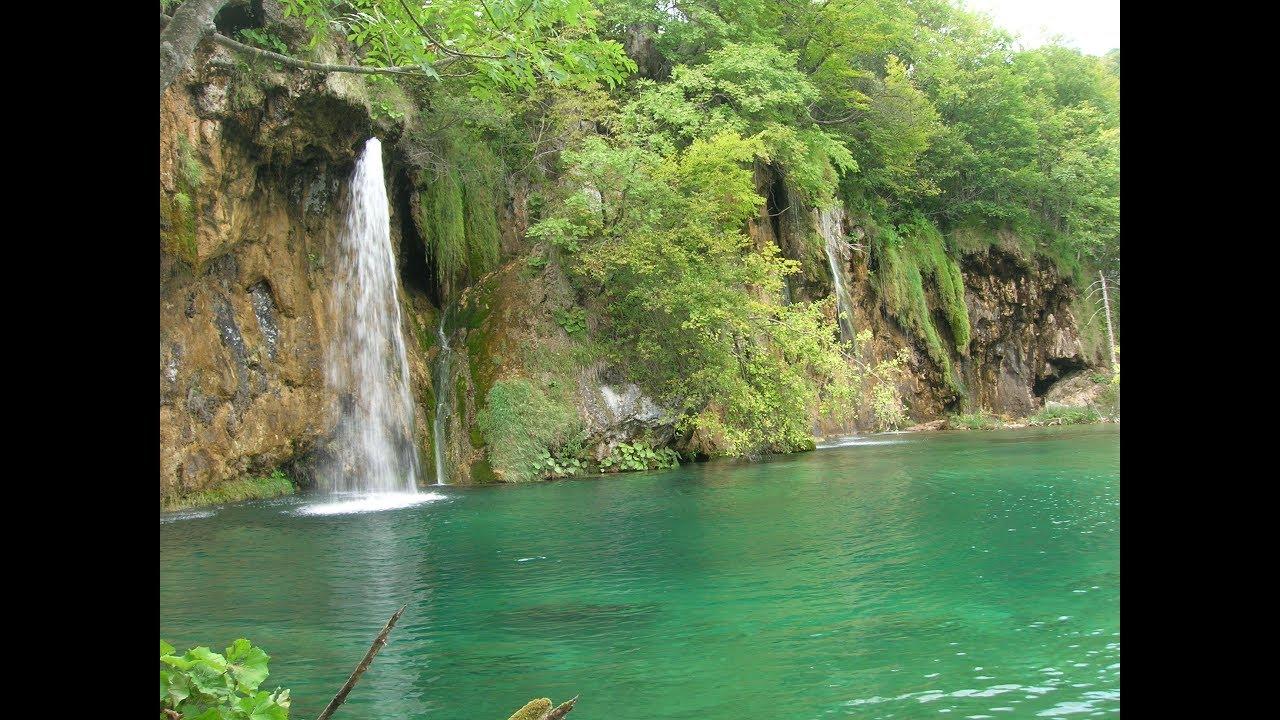 Hırvatistan'daki Cennet Plitvička Jezera - Plitvice Lakes Croatia