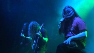 Cannibal Corpse - Unleashing the Bloodthirsty & Make Them Suffer (Live Bataclan, Paris 13/02/2012)