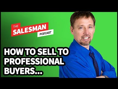 A FBI Hostage Negotiators Guide To Selling To Professional Buyers With Chris Voss | Salesman Podcast