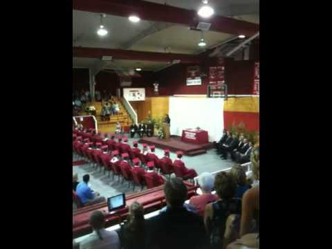 2011 Muenster High School Graduation