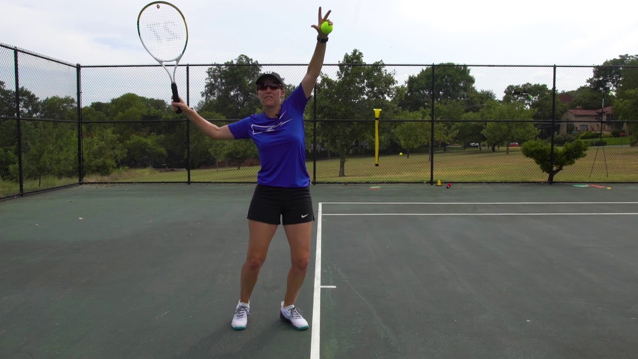 The Serve Series with Emma Doyle Tip 3