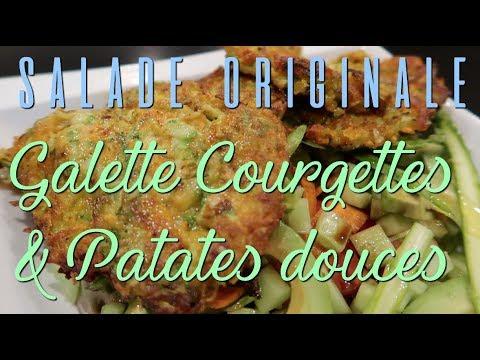 salade-originale-#1-avec-galette-de-courgettes-et-patates-douces