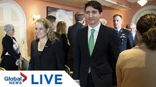 Throne Speech: Trudeau government outlines agenda for minority parliament | LIVE