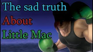 The sad truth about Little Mac in Smash - An Ultimate character analysis