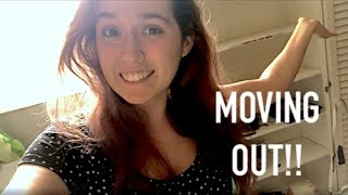 Seeking Discomfort - Moving Out