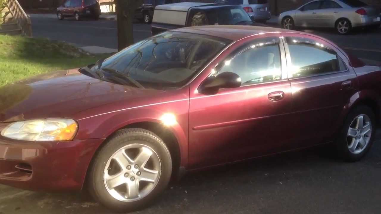 Things you should know before Buying a Dodge Stratus ( MPG )
