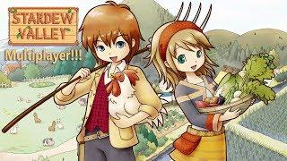 Stardew Valley Multiplayer  • Farmer Eunuch i jego chwast!  [Odc.89] Randomerka