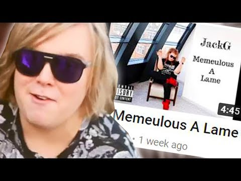 WORLD'S BIGGEST FLEXER MAKES DISS TRACK ON ME