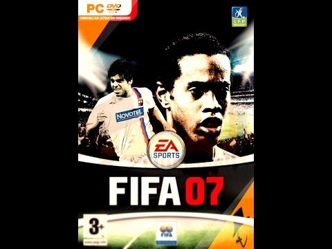 تحميل لعبة فيفا 2007 للكمبيوتر من ميديا فاير