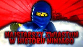 NAJSTARSZY ZWIASTUN W HISTORII NINJAGO!