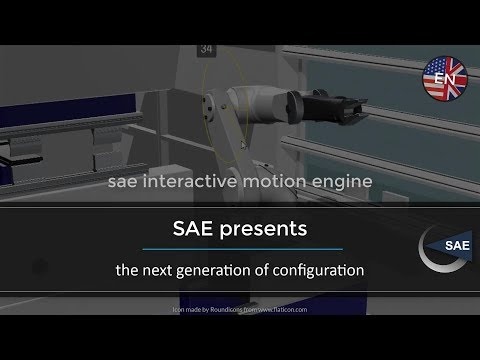 sae interactive motion engine - Trailer [HD] [EN]