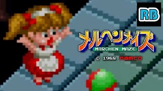 1988 [60fps] Marchen Maze Nomiss ALL