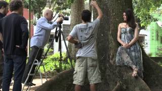 Pirelli Calendar 2013 : Making of (full version - 720p)