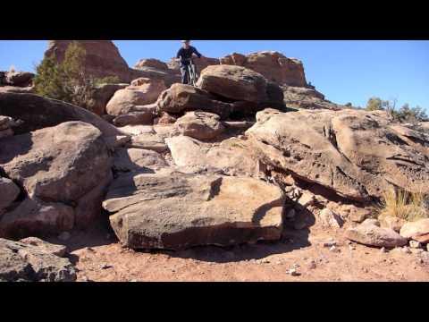 Captain Ahab - Moab - Trail Review