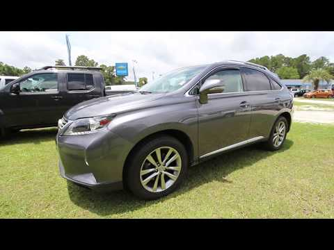 2014 LEXUS RX350 - Walkaround Review   Condition Report & For Sale Listing - June 2017