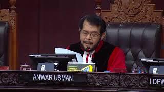 Gambar cover Mahkamah Konstitusi Tolak Seluruh Gugatan Prabowo-Sandi