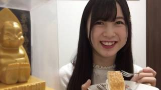 2017年02月08日永野 芹佳(AKB48 チーム8) showroomフォロワー1万人...