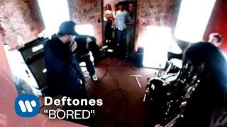 Deftones - Bored (Official Music Video) | Warner Vault