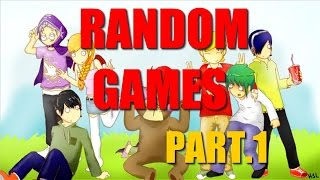 Random Game Compilations!| Part 1
