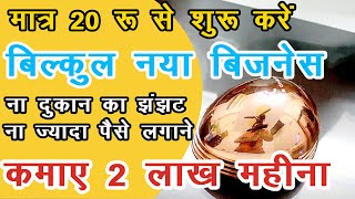 मात्र 20 रूपए से शुरू करे बिल्कुल नया बिज़नेस, Earn 2 Lakhs with online business Bulky Sellers