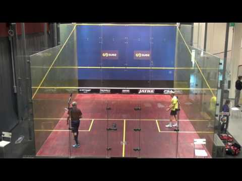 Helsinki Open 2016:   Risto Lambert - Jari Mether