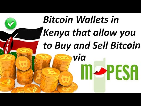 The Best Bitcoin Wallets In Kenya That Support M-Pesa For Trading Bitcoin In Kenya Shillings In 2021