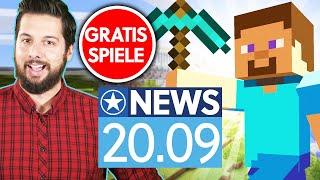 Minecraft: Neuer Charakter-Editor mit Echtgeld-Haken - News