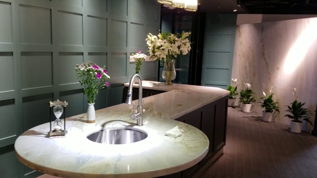 Enbol Stainless Steel Kitchen Sink Showroom - Ideas - YouTube