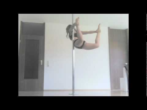Pole Dance Tutorial: Yogini