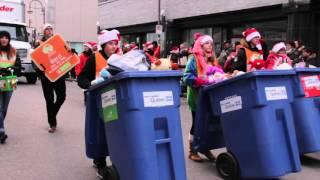 14e édition de la Parade des jouets à Québec