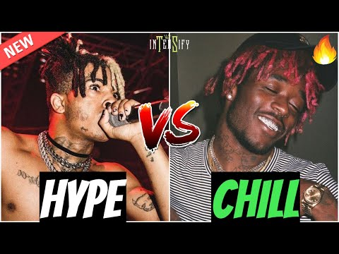 HYPE RAP SONGS vs CHILL RAP SONGS! (2020)