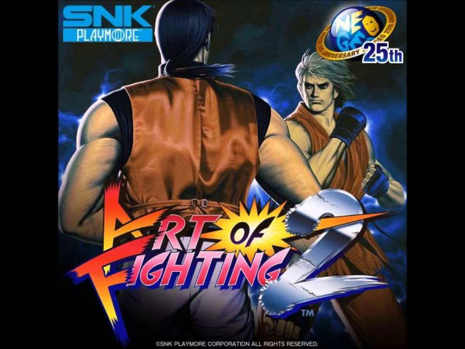 Neo Geo 25th Anniversary Soundtrack Ost Art Of Fighting 2 Youtube