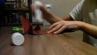 Сова оригами!!!