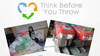"""Think Before You Throw"" - Mekong Plastic Bottle Boat (Eng)"