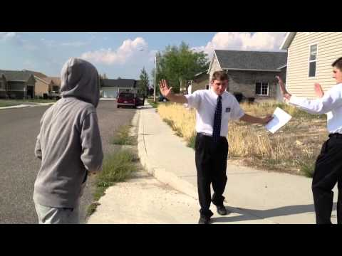 Get Baptized Maybe (Call Me Maybe Parody)